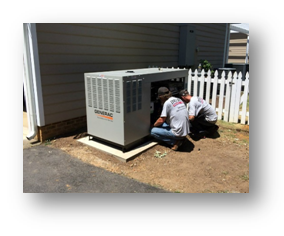 Whole House Generator Installation & Maintenance